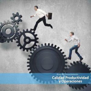 Calidad Productividad y Operaciones